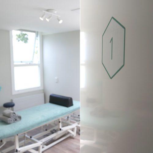 Behandelruimte | FysioBewust Utrecht | Fysiotherapie in Utrecht Overvecht en Tuinwijk